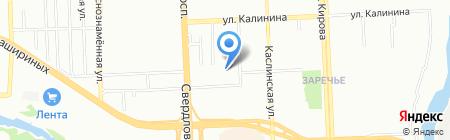 Свято-Симеоновский кафедральный собор на карте Челябинска