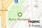 Схема проезда до компании ЧелТрансАренда в Челябинске