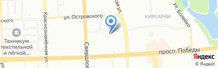 Ветеринарный кабинет на карте Челябинска
