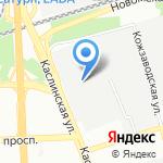 ДуАрт на карте Челябинска