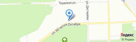 Креатив на карте Челябинска