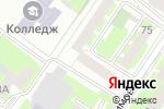 Схема проезда до компании Лидер, ТСЖ в Челябинске