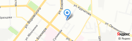 Сказка на карте Челябинска