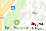 Схема проезда до компании Галера в Челябинске