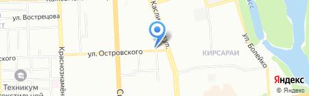 Про-Сервис на карте Челябинска