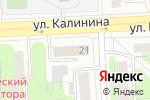 Схема проезда до компании Столовая в Челябинске