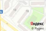 Схема проезда до компании Метры в Челябинске