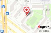 Схема проезда до компании Ромашка в Приволжском