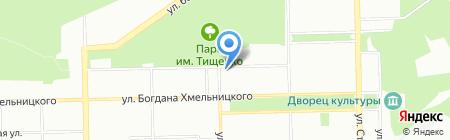 Mandarin на карте Челябинска
