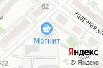 Схема проезда до компании ЧелПромЭкспорт в Челябинске