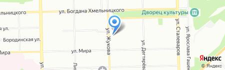 Рыбный мир на карте Челябинска