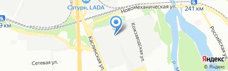 Fdf-potolok на карте Челябинска