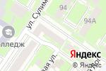 Схема проезда до компании Шанс-СБС в Челябинске