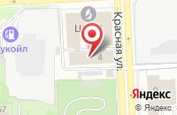 Схема проезда до компании Ресурсы и Коммуникации в Челябинске