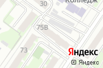 Схема проезда до компании Рекорд в Челябинске