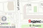 Схема проезда до компании Рейкон в Челябинске
