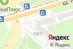 Схема проезда до компании Старт в Челябинске