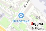 Схема проезда до компании ЭКСПЕРТ в Челябинске