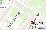 Схема проезда до компании Алмаз-Клининг в Челябинске