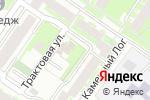 Схема проезда до компании Технологии комфорта в Челябинске