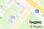 Схема проезда до компании Стеклорез в Челябинске
