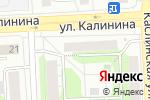 Схема проезда до компании Экосити в Челябинске
