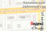 Схема проезда до компании Цветочный бульвар в Челябинске