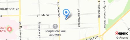 Спецэнергомонтаж на карте Челябинска