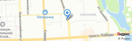 Aura на карте Челябинска