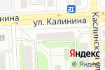 Схема проезда до компании КРБ и Ко в Челябинске