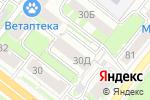 Схема проезда до компании АЛМЕТ в Челябинске