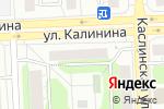 Схема проезда до компании Правовая компания в Челябинске