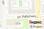 Схема проезда до компании КомТехСервис в Челябинске