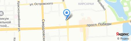 Автоматизация74 на карте Челябинска