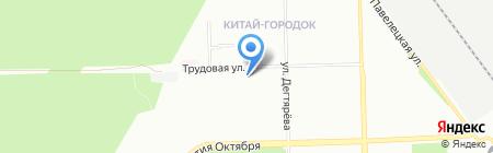Ремжилзаказчик на карте Челябинска