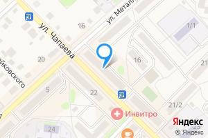 Сдается двухкомнатная квартира в Реже улица Чапаева, 19