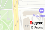 Схема проезда до компании Джинсы для всех в Челябинске