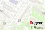Схема проезда до компании It 4 people в Челябинске