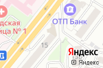 Схема проезда до компании Lucia в Челябинске