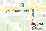 Схема проезда до компании Мастерская по изготовлению ключей и ремонту обуви в Челябинске
