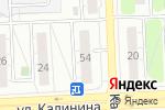 Схема проезда до компании Челдортрак в Челябинске