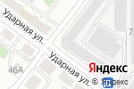 Схема проезда до компании Центр архитектурного тонирования в Челябинске