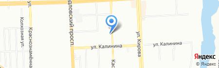 ЦезарьМедиа на карте Челябинска