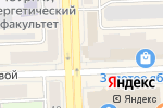 Схема проезда до компании Сити-форматы (пилоны) (1.2 х 1.8 м) от Армада Аутдор в Челябинске