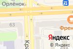 Схема проезда до компании Салон по ремонту обуви в Челябинске
