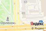Схема проезда до компании Зетта Страхование в Челябинске
