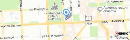 moda-na-zdorovie на карте Челябинска