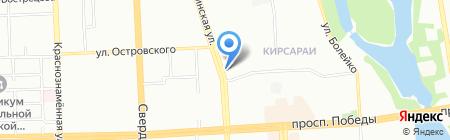 Viks на карте Челябинска