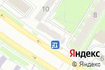 Схема проезда до компании Мир книги в Челябинске