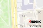 Схема проезда до компании ВнешЭкономАудит. Консалтинг в Челябинске